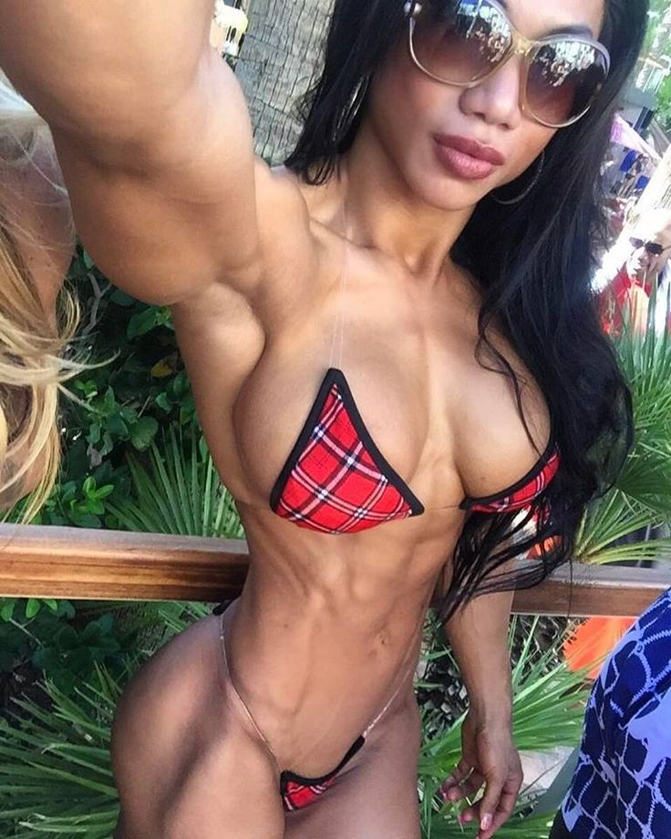 Asiatiske muskelpiger Big Pinterest Muscle Girls-9078