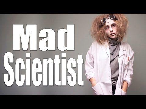 Verrückter Wissenschaftler Kostüm selber machen | maskerix.de
