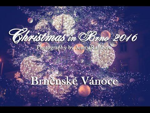 Christmas in Brno. Photography by Jenny Rainbow