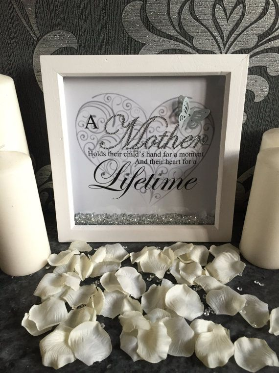 18 best our box framed items images on pinterest box frames personalised home decor mummothermammom by classycreationsuk negle Choice Image