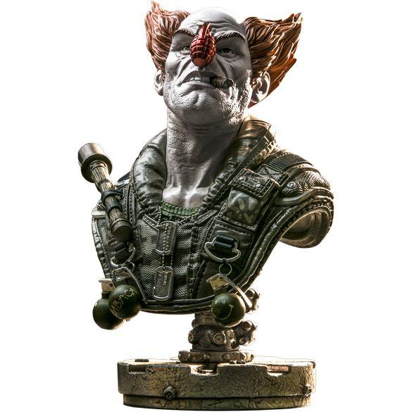 PRÉ VENDA - Estátua Ozob Iron Studios Escala 1/3 - nerdstore