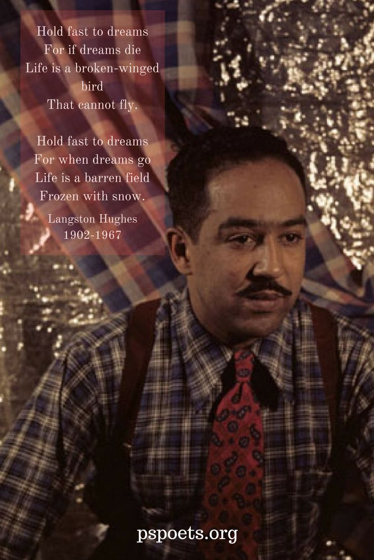 Langston Hughes | Famous Poets | Famous African Americans | Civil Rights Activist | Philosopher's Stone Poetry