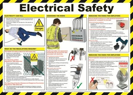best training baby images safety posters poster our electrical safety poster highlights basic information on the safe use of electricity in the workplace this electrical safety poster helps raise