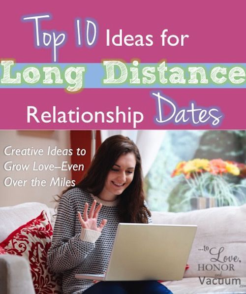 Christian dating advice long distance relationships