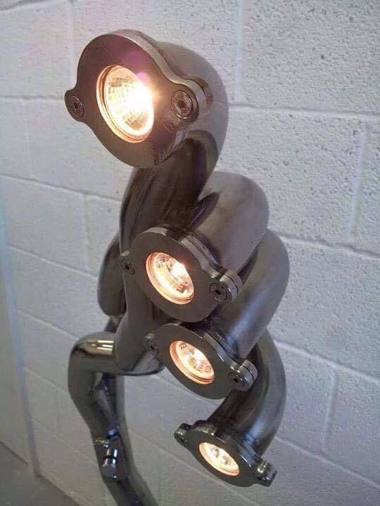Manifold light