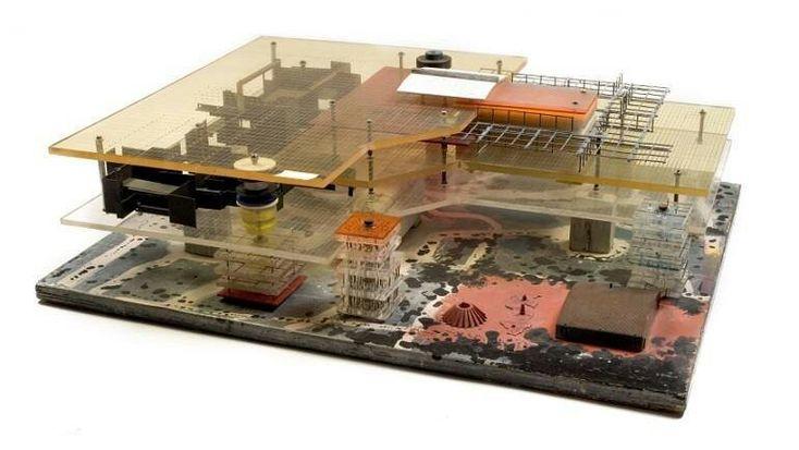 Nomad City Constant New Babylon Madrid Design Architecture