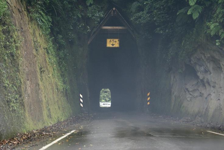 Road Tunnel on Forgotten World Highway