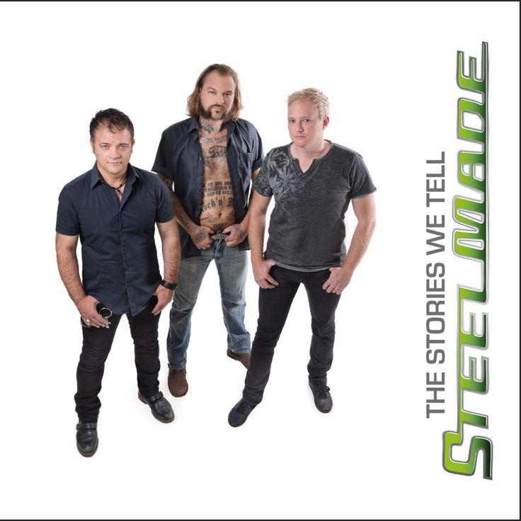 "STEELMADE, segundo álbum ""The Stories We Tell"" - TNT Radio Rock"