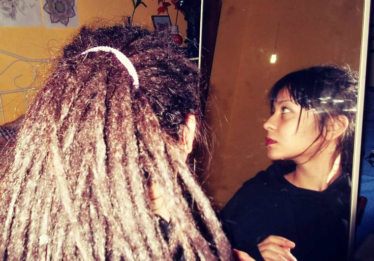 #COLOURS #DREADLOCKS #GIRL