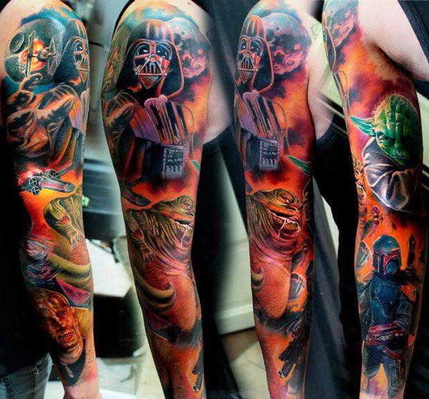 141 best images about sleeve tattoos on pinterest. Black Bedroom Furniture Sets. Home Design Ideas