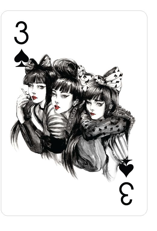Connie Lim Playing Cards 2