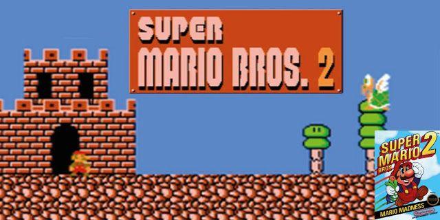 Descargar Super Mario Bros 2 Rom Nes Juegos De Aventura Mario Bros 2 Super Mario Bros