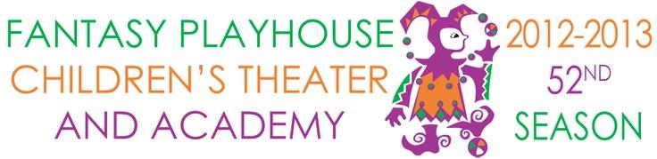 Fantasy Playhouse Children's Theater