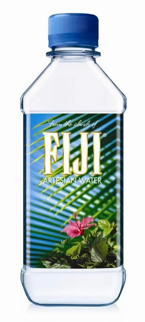 Secondary- Fiji Water