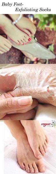 Baby Feet-Peeling Moisturizing Exfoliating Socks