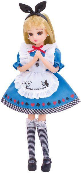 リカちゃん LW-20 ふしぎなくにのリカちゃん ※人形は付属しません:Amazon.co.jp:おもちゃ