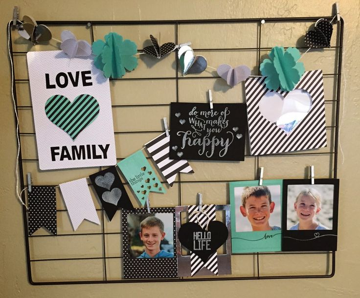 Elaine's Creations: Use Your Own Color for the Hello Life Kit!