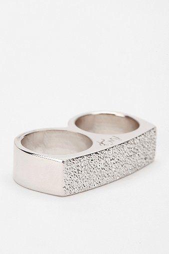 Double-Finger ring / MariaFrancescaPepe
