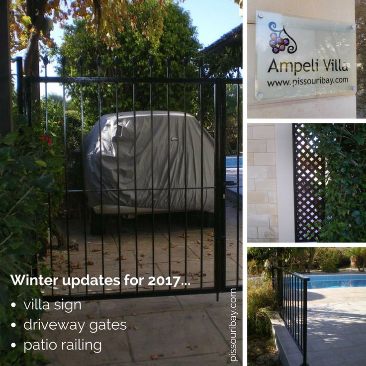 What's new at Ampeli Villa for 2017? #ampelivilla #pissouribay #pissouri #cyprus https://plus.google.com/+PissouribayCyp/posts/gAvdFddopmE