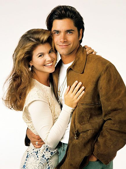 John Stamos Full House | John Stamos: Lori Loughlin and I Had 'Undeniable Chemistry' on Full ...