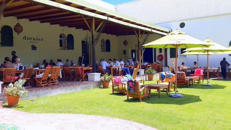 About Dornier Bodega Restaurant   Dornier Wines - restaurant & wine tasting for a nice occassion