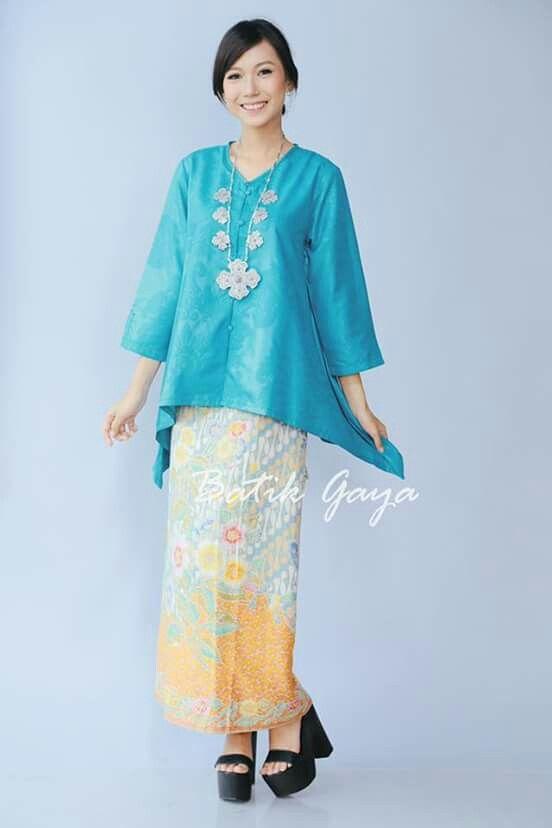 Pin by Alitya Alle on Fashion   Pinterest   Kebaya, Baju ...