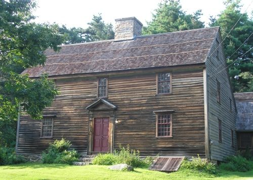 Historic Buildings of Connecticut » Blog Archive » The Pelatiah Leete III House (1765), Guilford,CT