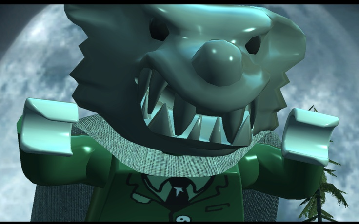 LEGO Harry Potter: Remo Lupin (werewolf)