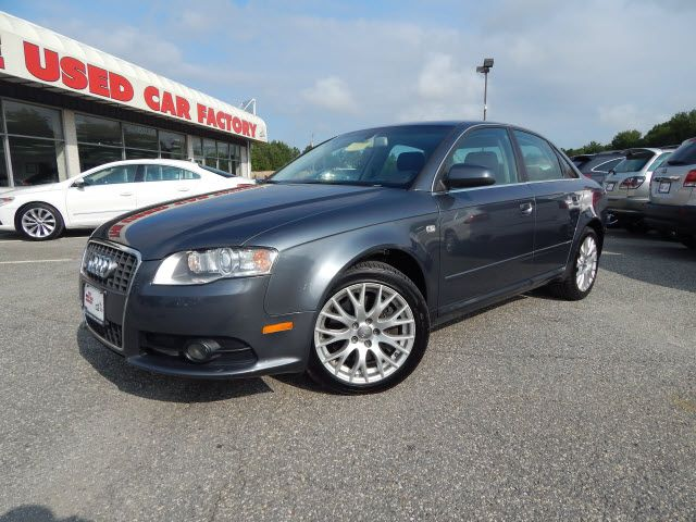 Used 2008 Audi A4 runs on a 4 Cyl engine and Automatic transmission, listed for $15,777 and 90,252 miles.
