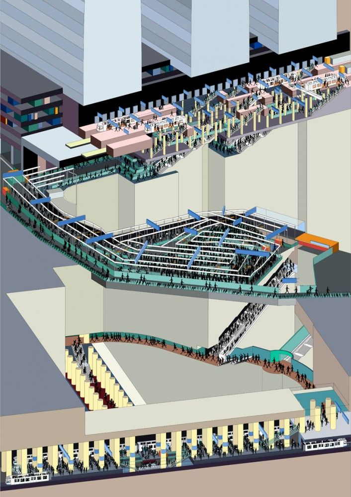 Urbanized Landscape Series (3)