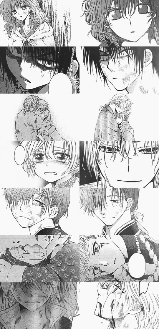 Akatsuki no Yona <<They've all suffered but they all got stronger for it.