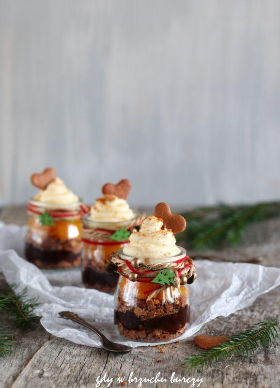 Świąteczny deser tylko dla dorosłych