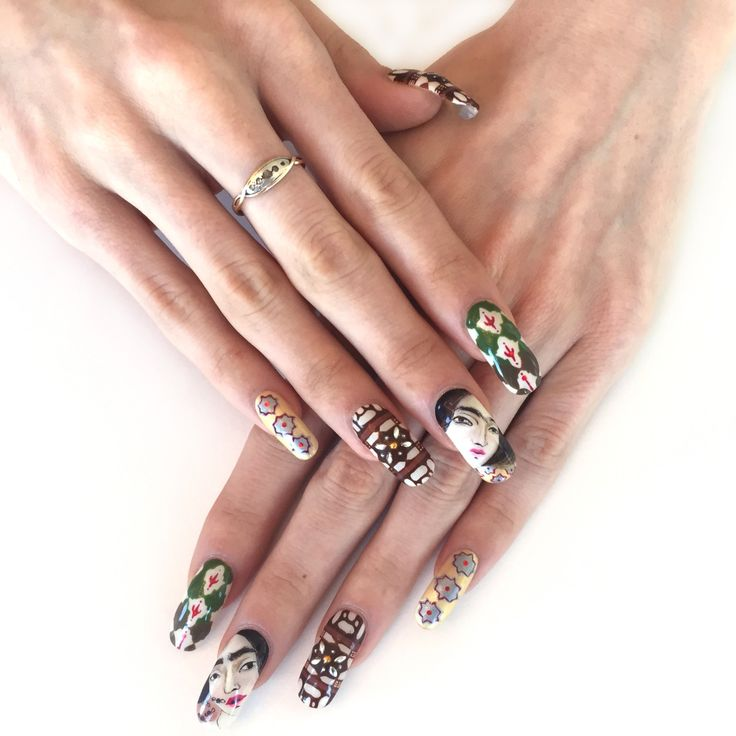 28 best nail artist mei kawajiri images on pinterest nail artist when susi kenna and mei kawajiri decide to do nail art they do a lot more than determine which pink will go with their outfit kenna is the co chair of the prinsesfo Images