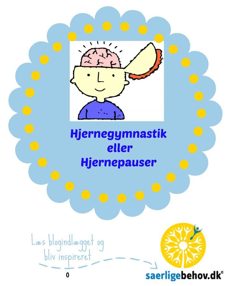 Hjernegymnastik eller Hjernepauser