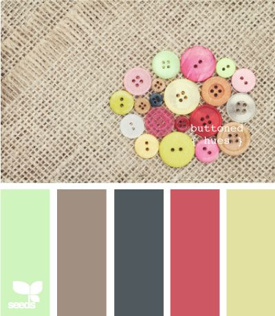 Colors Pallets, Colors Combos, Design Seeds, Buttons Hues, Colors Combinations, Colors Palettes, Colors Schemes, Colours Palettes, Colors Inspiration