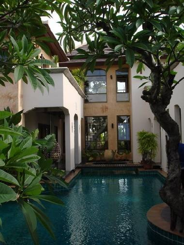 A winning combination of traditional Thai and the finest of modern  facilities have created a tropical