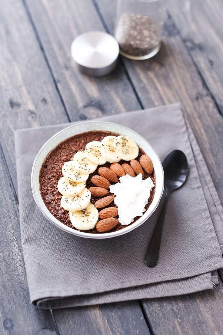 Les 20 meilleures id es de la cat gorie muesli sur pinterest - Idee petit dejeuner sain ...