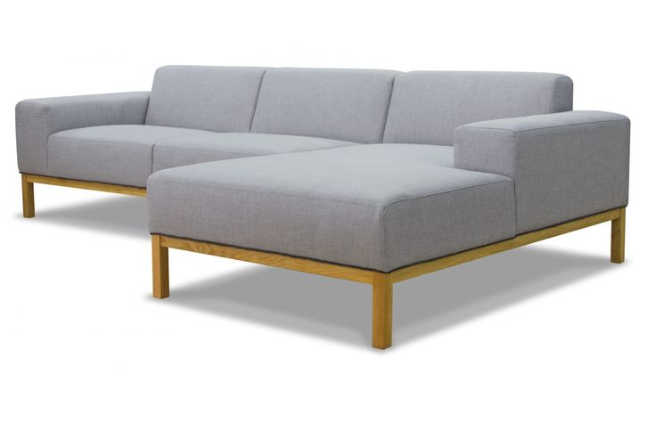 This Stone Greymodular corner sofa is called Adam and he's very pleased to meet you.
