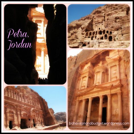 Weekend Postcard #Petra #Jordan #MiddleEast #travel #bucketlist #wanderlust #LostCity