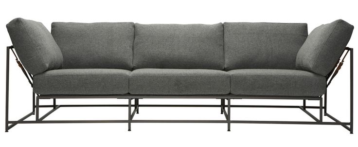City Gym Sofa designed by Stephen Kenn =)