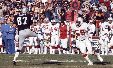 """Why Do Raiders Fans Complain about the """"Tuck Rule"""" Game but Forget 1976...? - The Grueling Truth"""