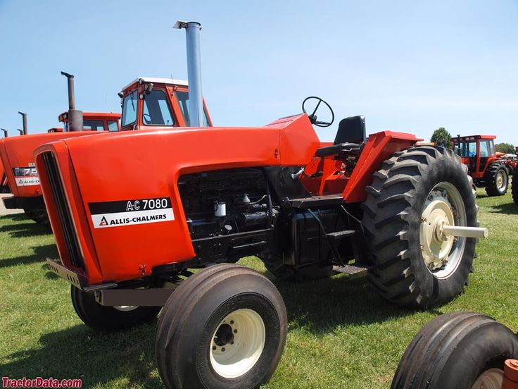 Ed Aae E F B Ea Dd F Ea Allis Chalmers Tractors Farming