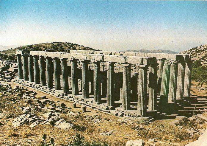 Ο εντυπωσιακός ναός του Επικούριου Απόλλωνα που… περιστρέφεται!