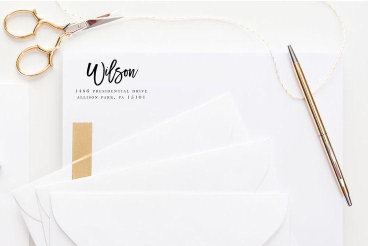 Self Inking Address Stamp, Custom Stamp, Custom Address Stamp, Custom Rubber Stamp, Personalized Self Inking Wedding Stationery Stamper by blushprintables on Etsy https://www.etsy.com/listing/501816819/self-inking-address-stamp-custom-stamp