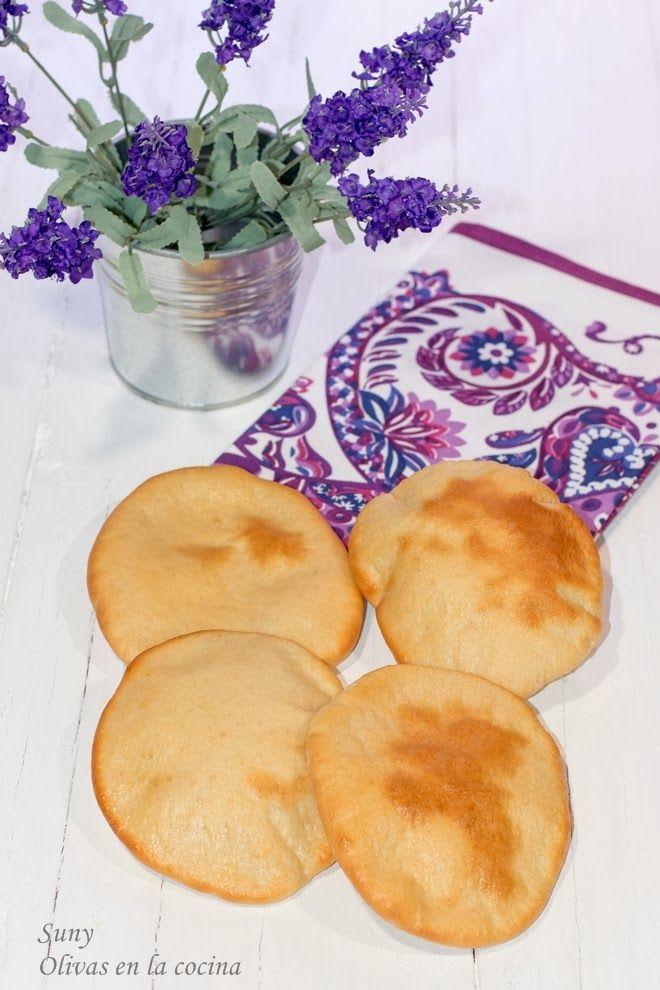 Pan Naan, delicioso pan indio ideal para acompañar un buen curry