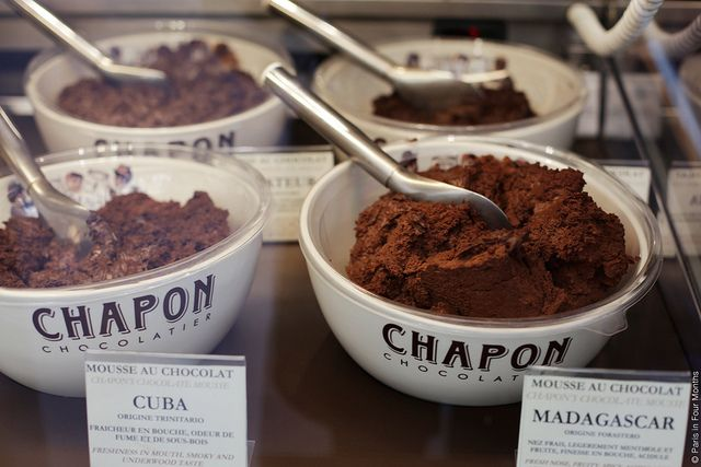 Chocolate Mousse by Paris in Four Months, via Flickr