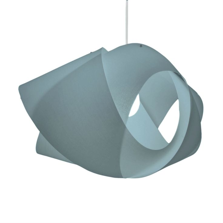 NODE - Lampa wisząca Niebieski Ø42cm Metropolight
