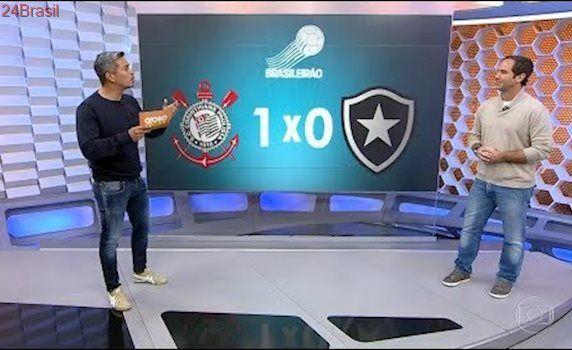 Globo Esporte SP | Corinthians 1 x 0 Botafogo | Brasileirão 11ª Rodada | 03/07/2017