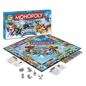 Monopoly Skylanders
