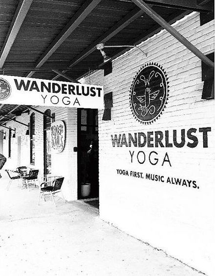 Local city guide—Austin. Wanderlust Yoga: Downtown. (What we love: sweating it out at the studio behind Wanderlust Festival ).